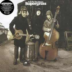 """SUPERGRASS : LP+12""""EP In It For The Money"""