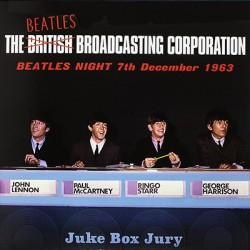 BEATLES (the) : LP Beatles Night 7th December 1963