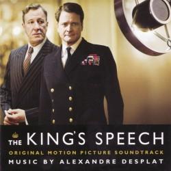 DESPLAT Alexandre : CD The King's Speech