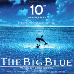 2nd HAND / OCCAS : SERRA Eric : CD The Big Blue (Special Anniversary Edition)