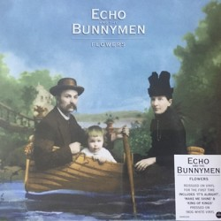ECHO AND THE BUNNYMEN : LP Flowers