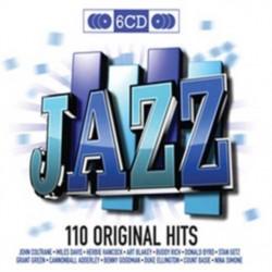VARIOUS : CDx6 Original Hits Jazz