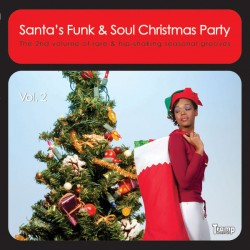 VARIOUS : LP Santa's Funk & Soul Christmas Party - Vol. 2