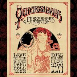 QUICKSILVER : LPx2 Live At The Winterland Ballroom, December 1, 1973