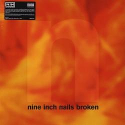 """NINE INCH NAILS : LP+7"""" Broken"""