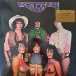 VELVETT FOGG : LP Velvett Fogg (color)