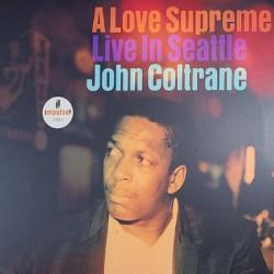 COLTRANE John : LPx2 A Love Supreme (Live In Seattle)