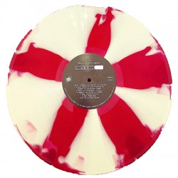 WHITE STRIPES (the) : LP White Blood Cells (Red/white pinwheel)