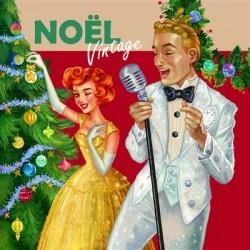 VARIOUS : LP Noel Vintage