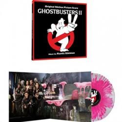 EDELMAN Randy : LP Ghostbusters II