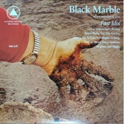 BLACK MARBLE : LP Fast Idol (Ltd)