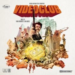 KORNOWICZ Yann / AMOZIG Dan : LP Videoclub