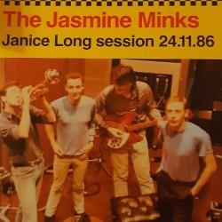 "JASMINE MINKS (the) : 7""EPx2 Janice Long Session 24.11.86"