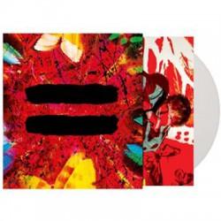 SHEERAN Ed : LP S/T Edition Limitée Vinyle Blanc