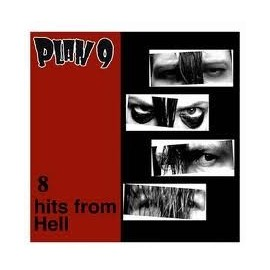 PLAN 9 : LP 8 Hits From Hell