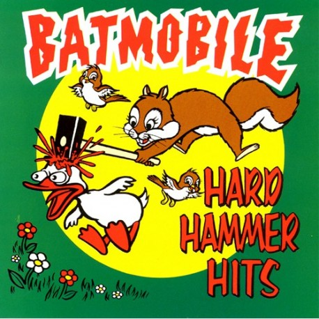 BATMOBILE : Hard Hammer Hits