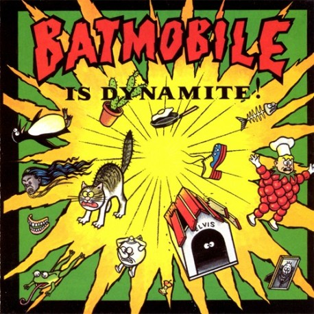 BATMOBILE : Is Dynamite K7