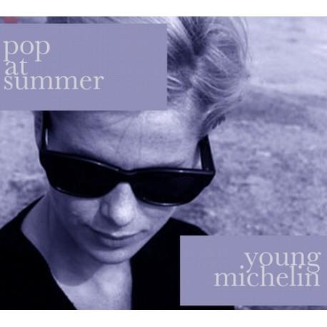 SPLIT YOUNG MICHELIN / POP AT SUMMER CDREP