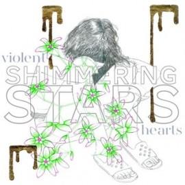 SHIMMERING STARS : CD Violent Hearts
