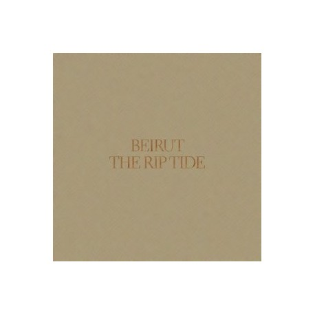 BEIRUT : CD Deluxe The Rip Tide