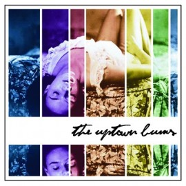 """UPTOWN BUMS (The) : S/T 7"""" EP"""