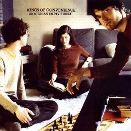 KINGS OF CONVENIENCE : CD Riot On An Empty Street