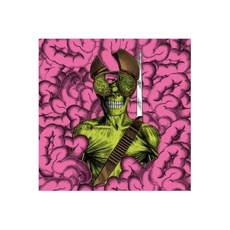 THEE OH SEES : LP Carrion Crawler