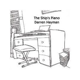 DARREN HAYMAN : LP The Ship's Piano