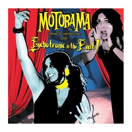 MOTORAMA : Psychotronic CD
