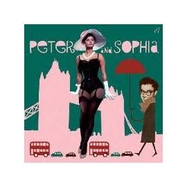 PETER AND SOPHIA : Peter Sellers And Sophia Loren