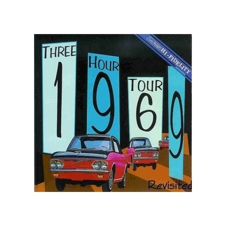 THREE HOUR TOUR : 1969