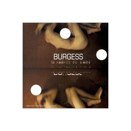 BURGESS : CD Le Nombril Du Monde