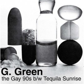 G. GREEN : The Gay 90's Flexi and Zine