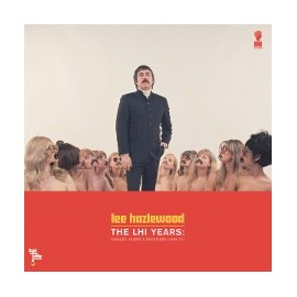 LEE HAZELWOOD : 2xLP The LHI Years