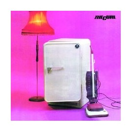 CURE (the) : LP Three Imaginary Boys