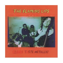 FLAMING LIPS (the) : LP Cloud Taste Metallic