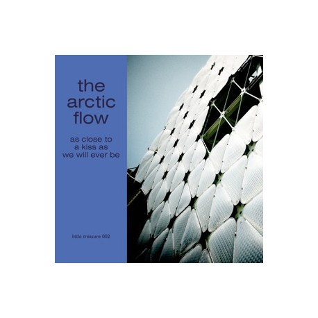 """ARCTIC FLOW (the) : 3""""CD As Close To A Kiss As We Will Ever Be"""