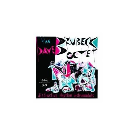 """DAVE BRUBECK : 10""""EP Fantast 3-3"""
