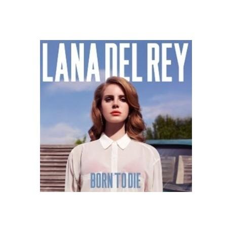 LANA DEL REY : LPx2 Born To Die