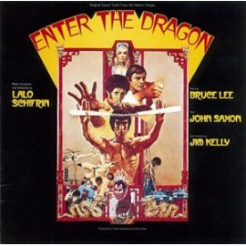 SCHIFRIN Lalo : LP OST Opération Dragon