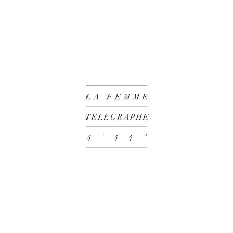LA FEMME : Telegraphe