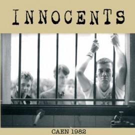 "INNOCENTS : 2x7"" Caen 1982"