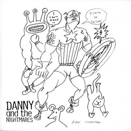 DANNY AND THE NIGHTMARES : Death Of Satan