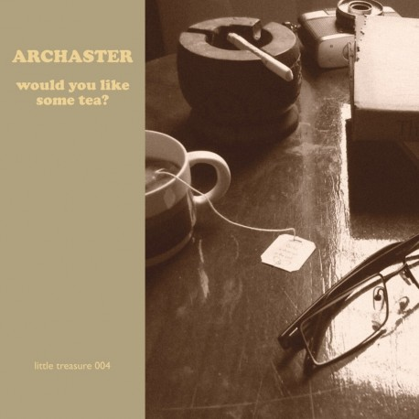 """ARCHASTER : 3""""CD Would You Like Some Tea ?"""
