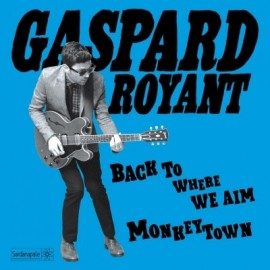 ROYANT GASPARD : Back To Where We Aim