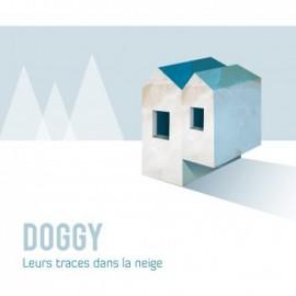 DOGGY : CDEP Leurs Traces Dans La Neige
