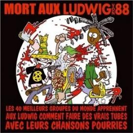 LUDWIG VON 88 : CDx2 Mort Aux Ludwig Von 88