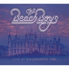 BEACH BOYS (the) : Live At Knebworth 1980