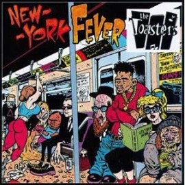 2nd HAND / OCCAS : TOASTERS (the) : New-York Fever