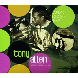 ALLEN Tony : 3xLP Plays With Africa 70 And Afro Messengers, The ‎– Afro Disco Beat